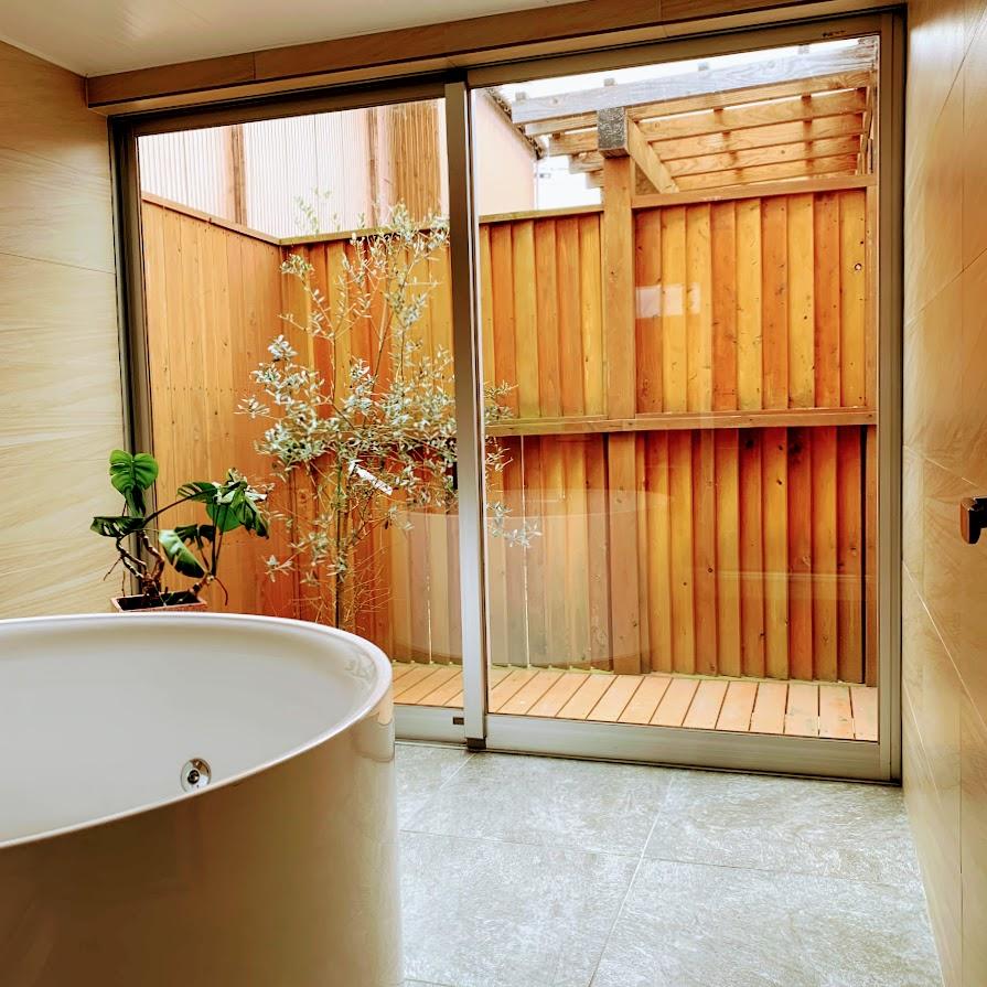 Jepun Sari,店内,換気,バスルーム