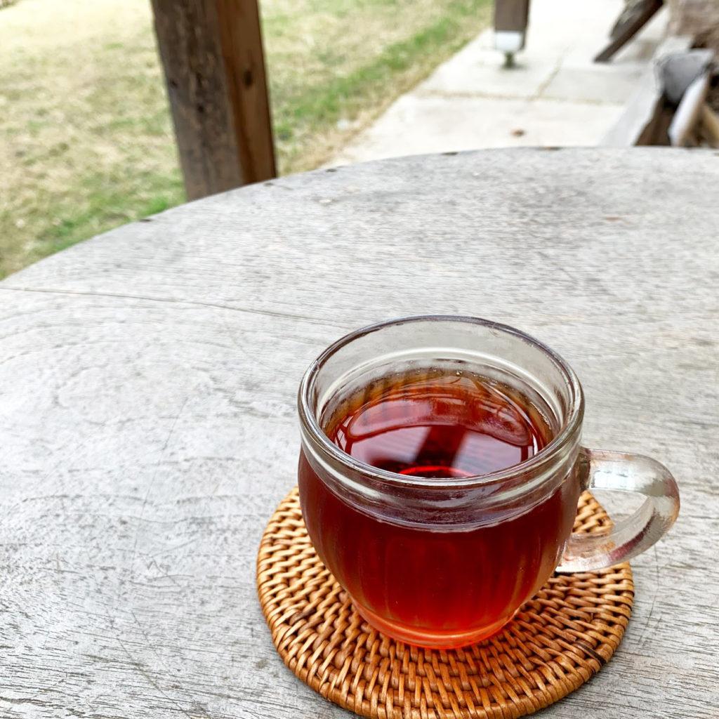 スーパールイボスティー,cohina,奇跡のお茶,SOD茶,抗酸化作用,JepunSari,美容と健康